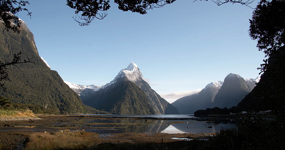 Pictures Of South Island Nz