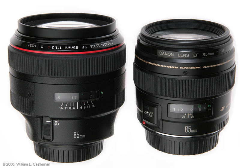review of canon ef 85mm f 1 2l ii lens and canon ef 85mm f 1 8 lens. Black Bedroom Furniture Sets. Home Design Ideas